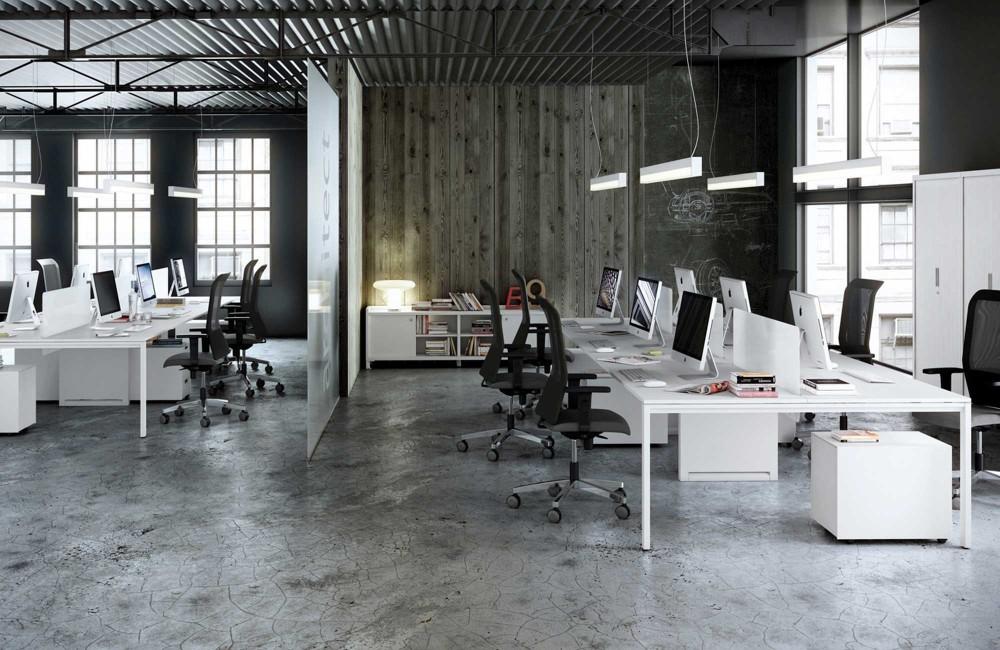 Mobiliario de oficina en Barcelona  Adeyaka bcn  Proyectos integrales de of...
