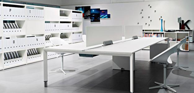 Sinetica mobiliario de oficina operativo en barcelona for Programa de diseno de oficinas