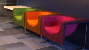 Mobiliario oficinas Fama Systems