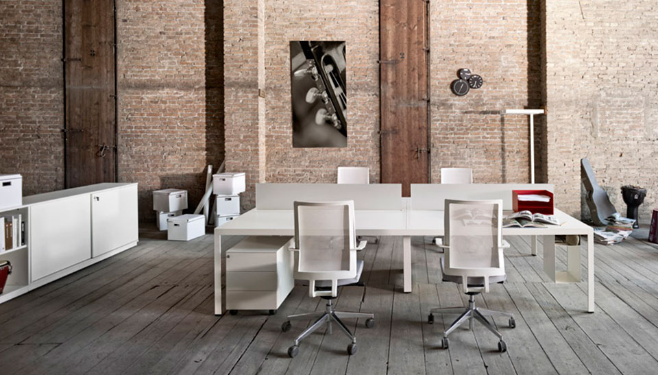 Sinetica barcelona muebles de oficina dise o italiano for Muebles oficina barcelona outlet