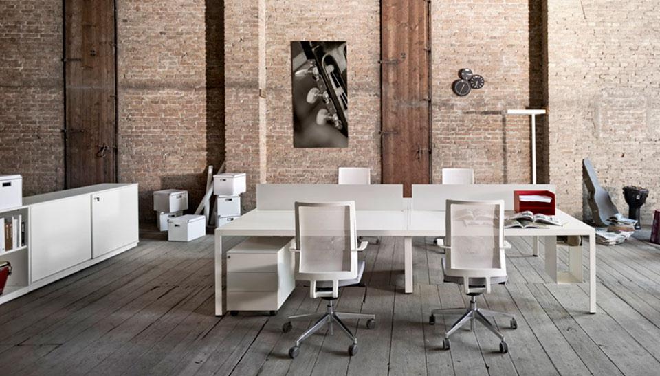 Sinetica barcelona muebles de oficina dise o italiano for Muebles de oficina italianos
