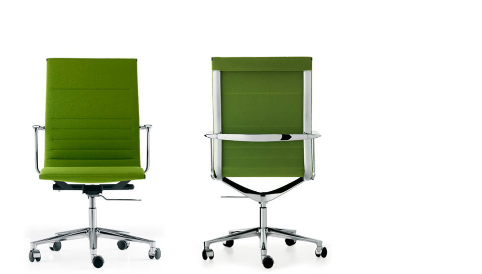 Silla una icf barcelona silla de oficina una management for Sillas oficina barcelona