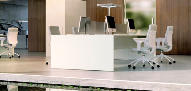 Quaranta5 muebles de oficina fantoni a barcelona adeyaka bcn for Muebles oficina barcelona outlet