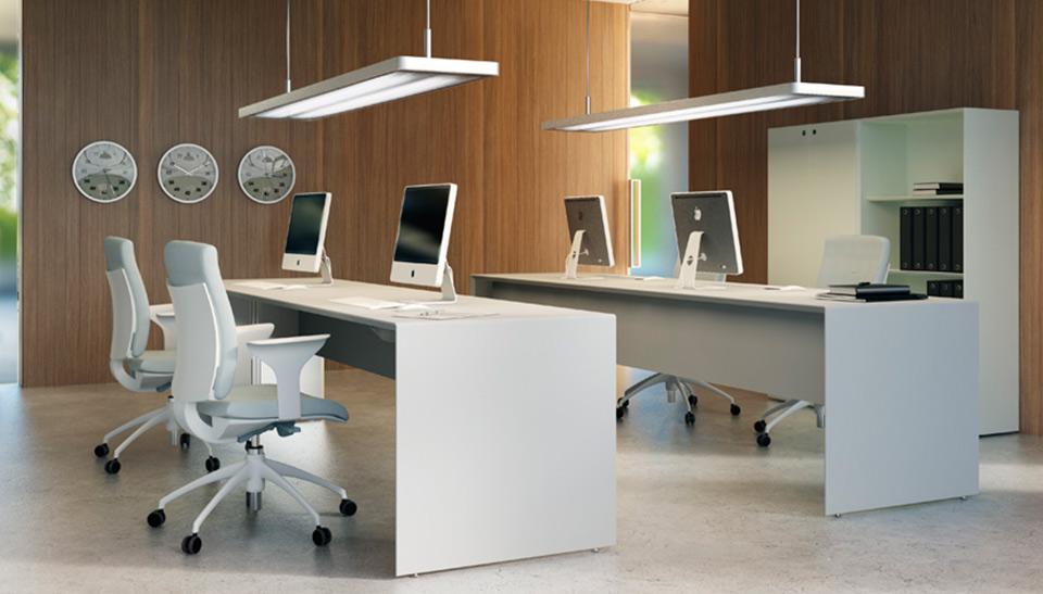 Quaranta5 muebles de oficina fantoni en barcelona for Muebles oficina barcelona