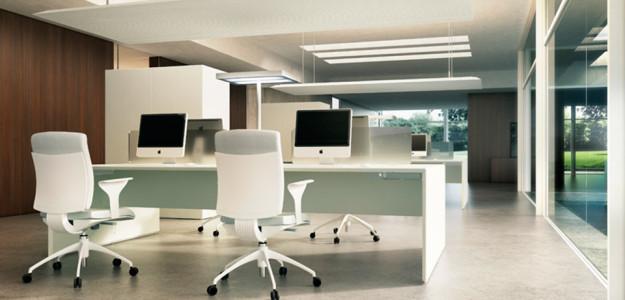Quaranta5 muebles de oficina fantoni a barcelona adeyaka bcn for Muebles de oficina barcelona