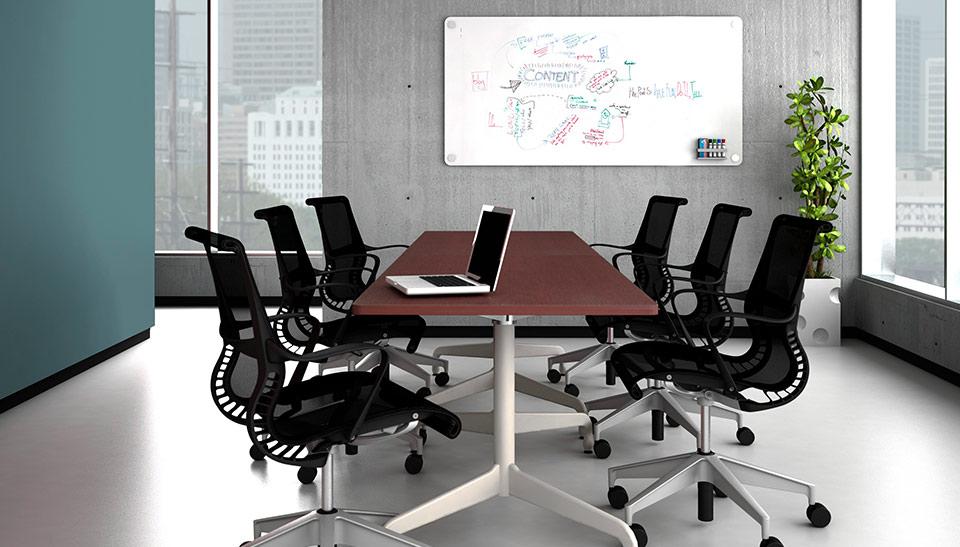 Herman miller silla de oficina salas de reuniones set - Sillas de oficina barcelona ...