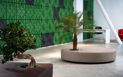 Green Areas: Colección O2Asis de Offecct