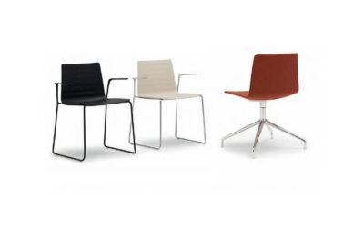 Sillas y sillones Flexa de Andreu World