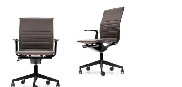 Una plus de icf la silla de oficina ergon mica dise o y for Mobiliario ergonomico