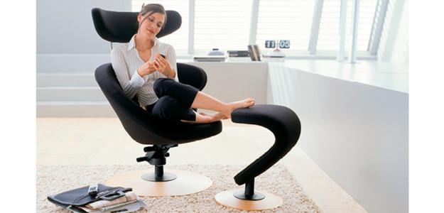 Sillas ergonomicas varier sentarse correctamente for Sillas de estudio ergonomicas