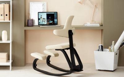 Varier: sillas ergonómicas poco convencionales