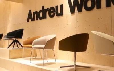 Andreu World: novedades para el contract