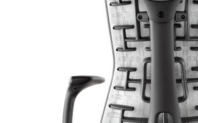 Embody Chair: ergonomía extrema según Herman Miller