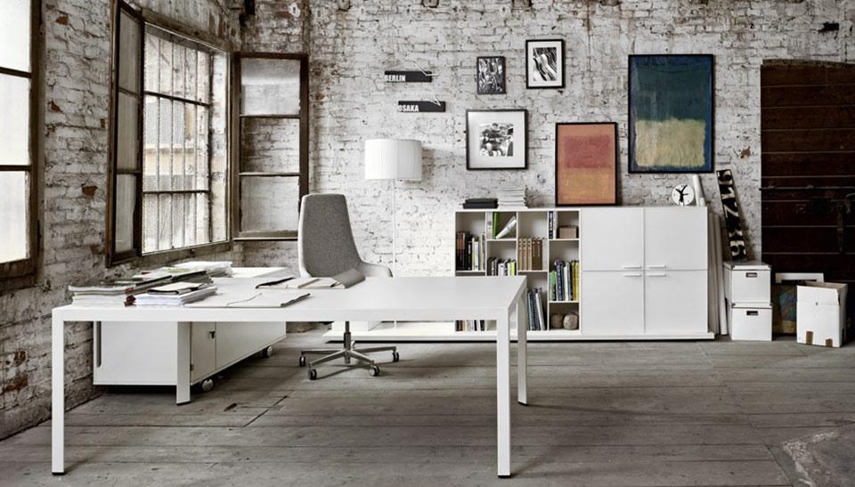 Mobiliario de oficina sinetica en barcelona mesas frame 5 for Mobiliario oficina barcelona