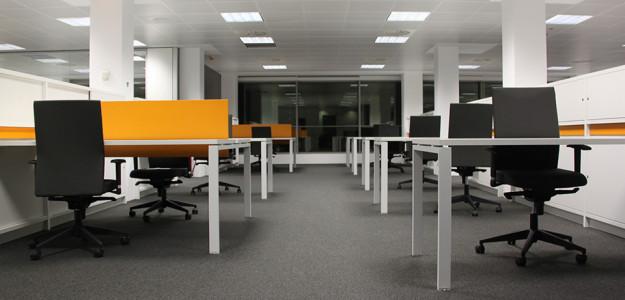 Reformas integrales de oficinas en barcelona adeyaka bcn - Reformas integrales barcelona ...
