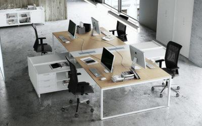 Nuevo Programa de mobiliario de oficina Adapta + plus de JG group