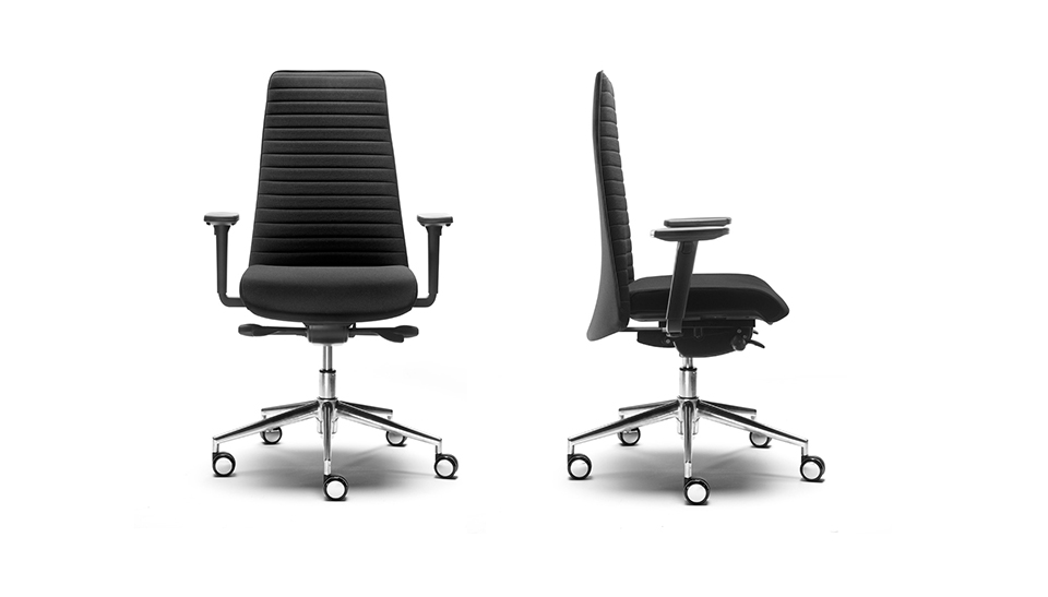 Nueva silla de oficina Yna