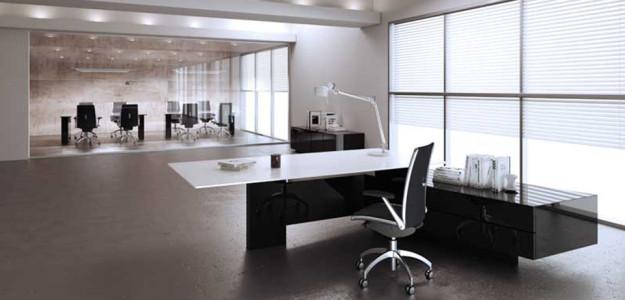 Mobiliario de oficina de primeras firmas internacionales for Muebles oficina barcelona