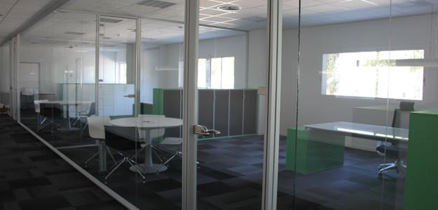 Reformas integrales de oficinas en barcelona adeyaka bcn for Reformas oficinas barcelona