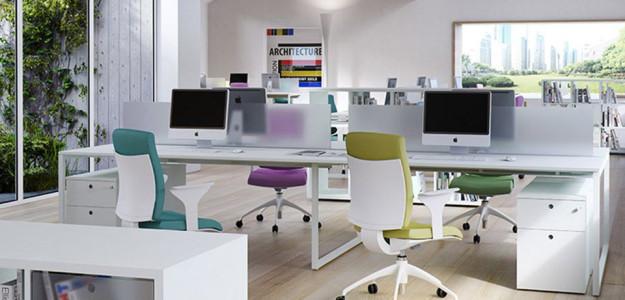 Mobiliario de oficina de dise o y calidad en barcelona for Precios de mobiliario para oficina