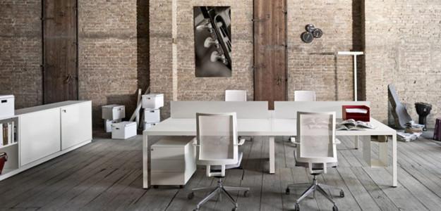 Mobiliario de oficina de diseño y calidad en Barcelona  ADEYAKA BCN