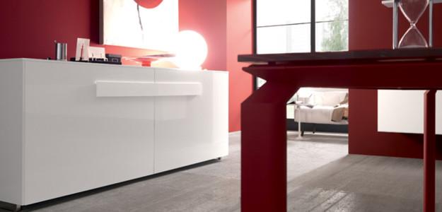 Muebles de oficina anyware martex dise o italiano y for Mobiliario italiano