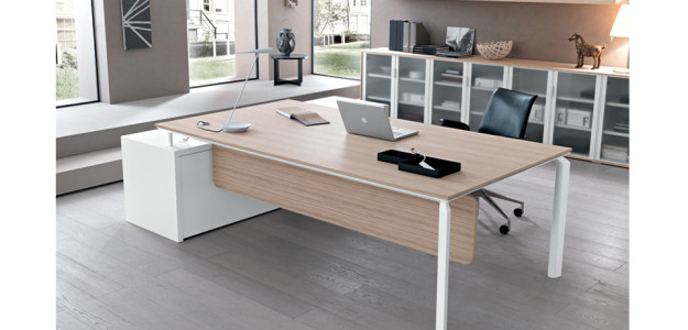 Muebles de oficina anyware martex dise o italiano y for Diseno mesa de trabajo