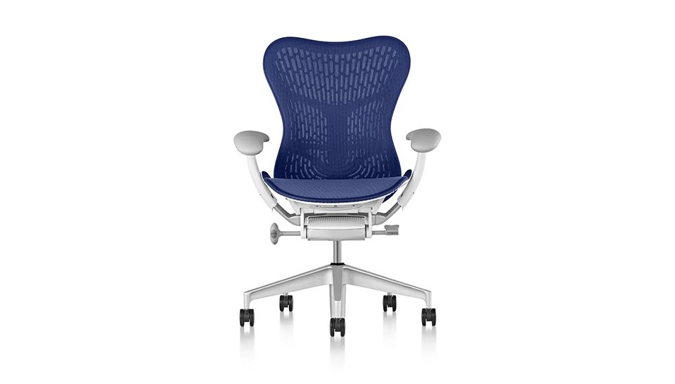 Herman miller silla de oficina ergonomica mirra 2 adeyaka for Silla herman miller