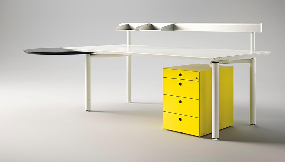Mobiliario de oficina barcelona dise o meta fantoni 12 for Mobiliario oficina diseno