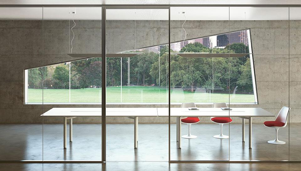 Mobiliario de oficina barcelona dise o meta fantoni 13 for Mobiliario oficina barcelona
