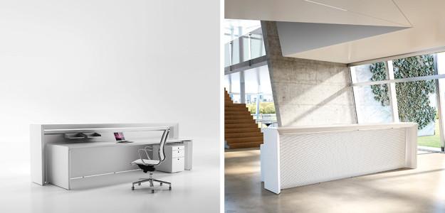 Muebles de oficina meta de fantoni adeyaka bcn for Mobiliario oficina barcelona