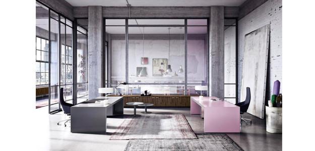 Muebles de oficina de alto standing vogue de sinetica - Alto standing barcelona ...