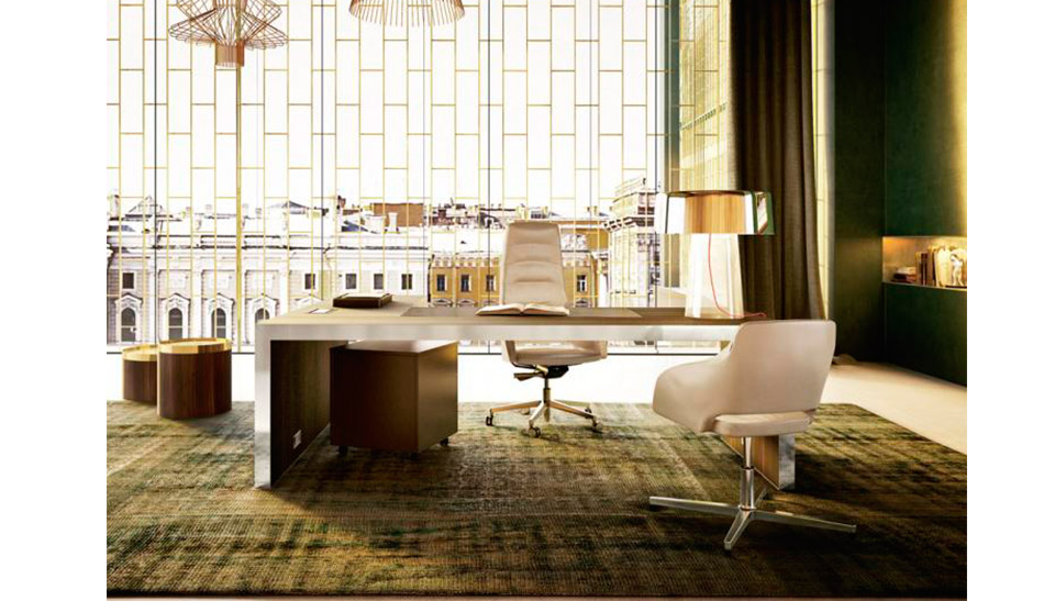Mobiliario de alto standing oficinas barcelona management - Alto standing barcelona ...