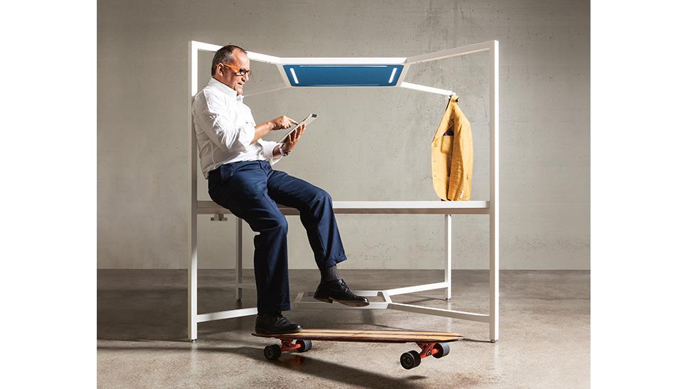 Muebles de oficina hub de fantoni en adeyaka barcelona 7 for Muebles de oficina barcelona