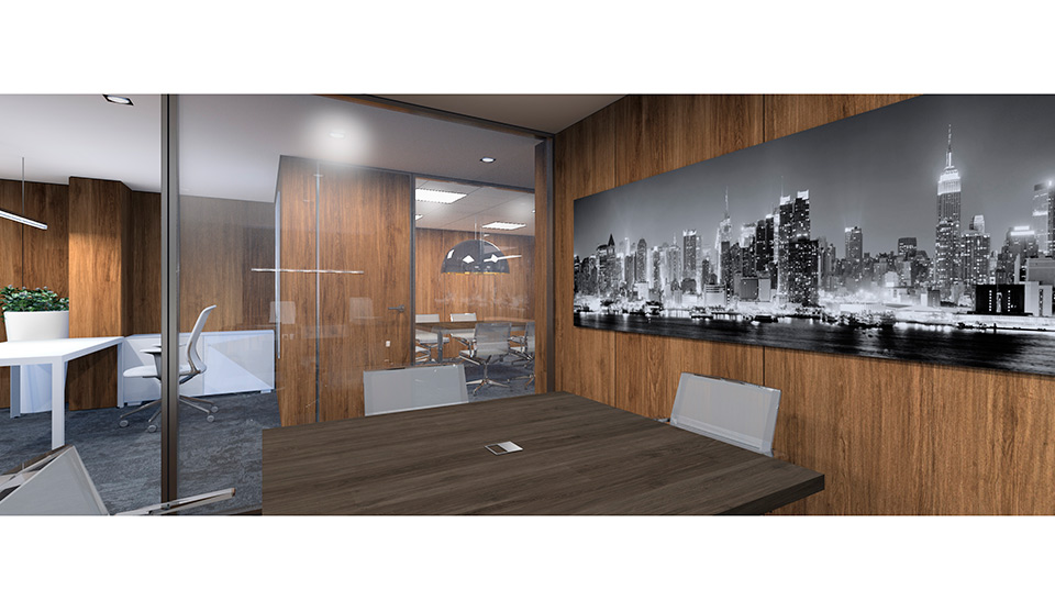 Reformas integrales y dise o de oficinas barcelona 8 for Reformas de oficinas