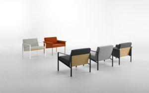 Butacas, sillones y sofas Inclass Adeyaka Barcelona