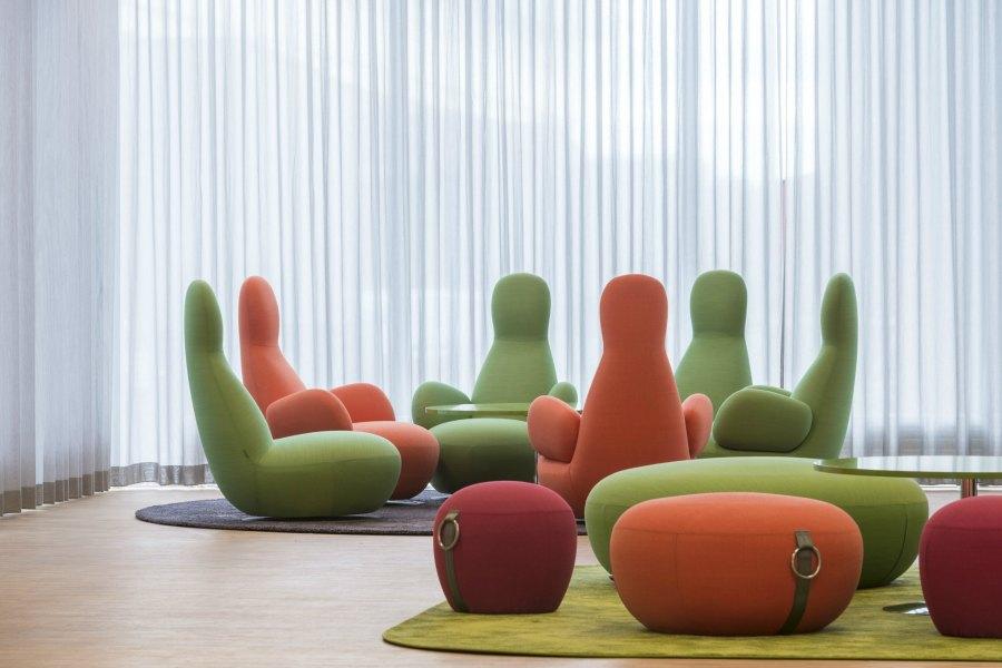 Butacas, sillones y sofas Opo BlaStation Adeyaka Barcelona