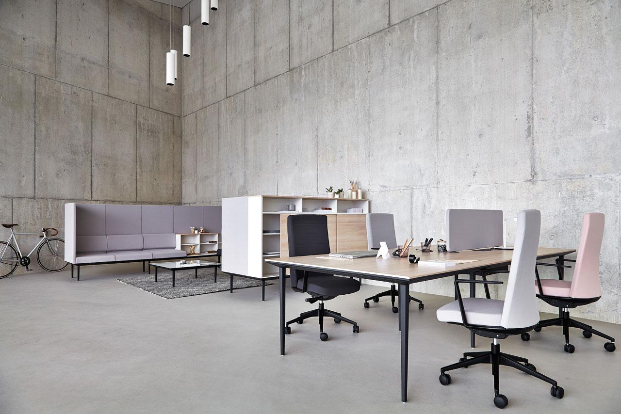 Actiu - Sillería y mobiliario para oficinas | ADEYAKA BCN