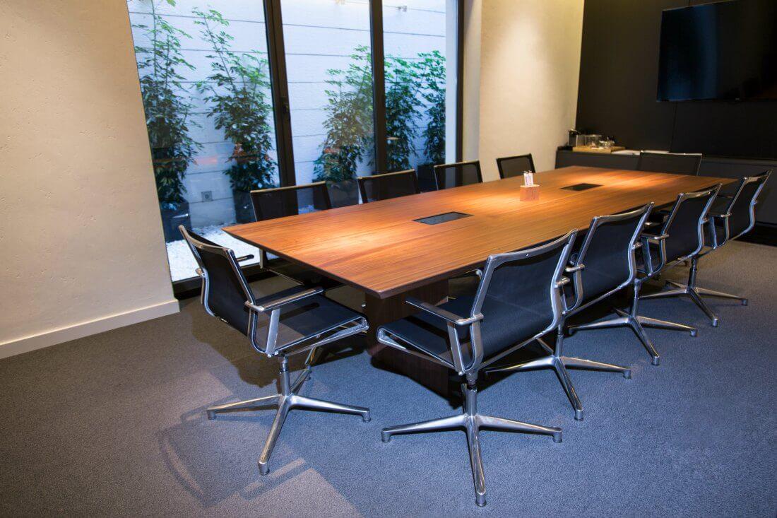 Mobiliario de oficina Adeyaka Barcelona ELIX