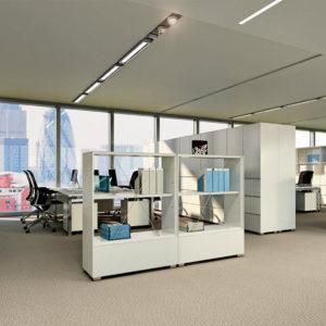 Mobiliario de oficina Barcelona Dieffebi Adeyaka