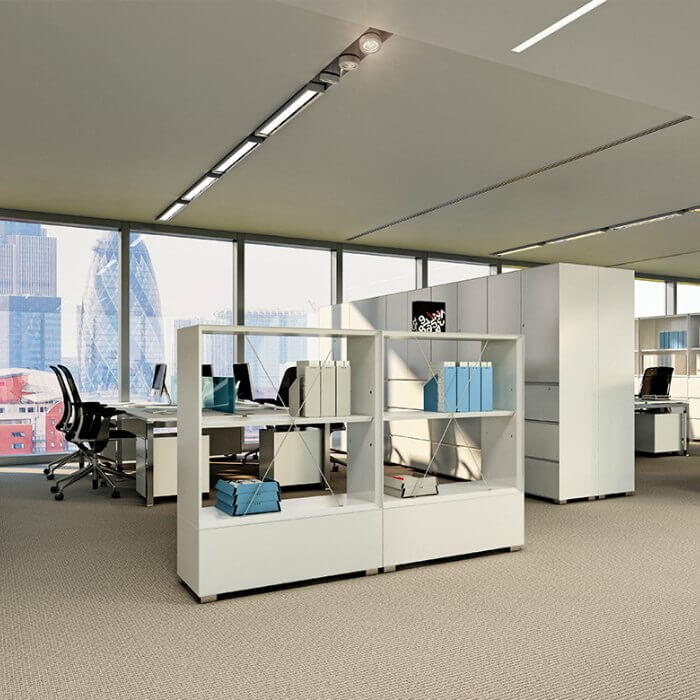 Partners proyectos integrales de oficinas adeyaka bcn for Oficines racc barcelona