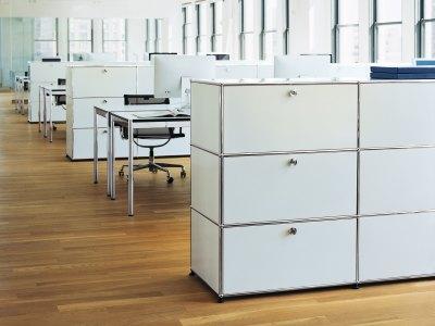 Mobiliario operativo de oficina
