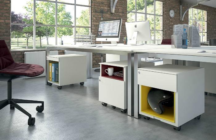 Mobiliario de oficina y archivo adeyaka bcn for Oficina de treball barcelona