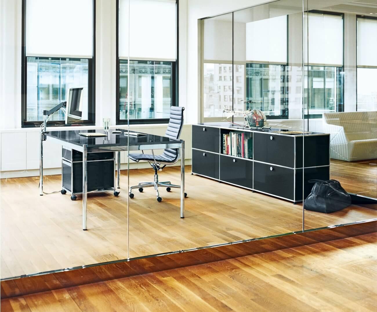 Muebles de oficina alta direccion usm haller adeyaka for Muebles oficina barcelona