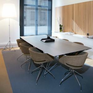 Proyectos Amueblamiento Oficinas Torno Abogados Adeyaka Barcelona proyectos