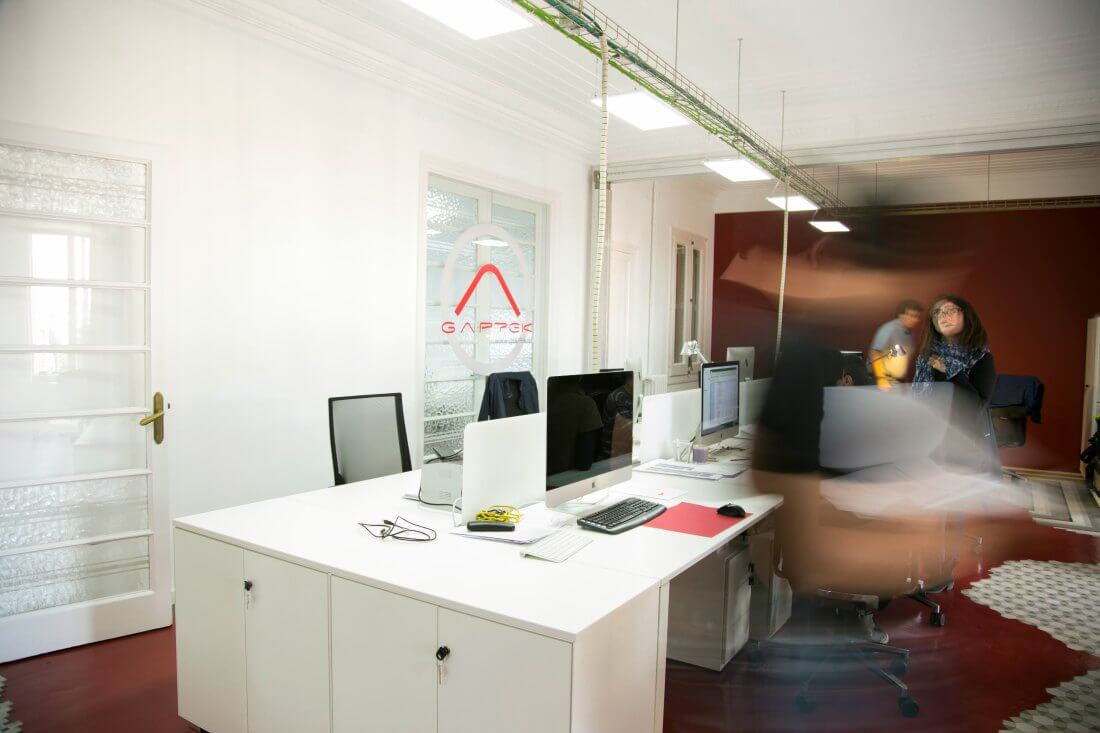Gaptek adeyaka bcn for Oficina virtual aguas de barcelona