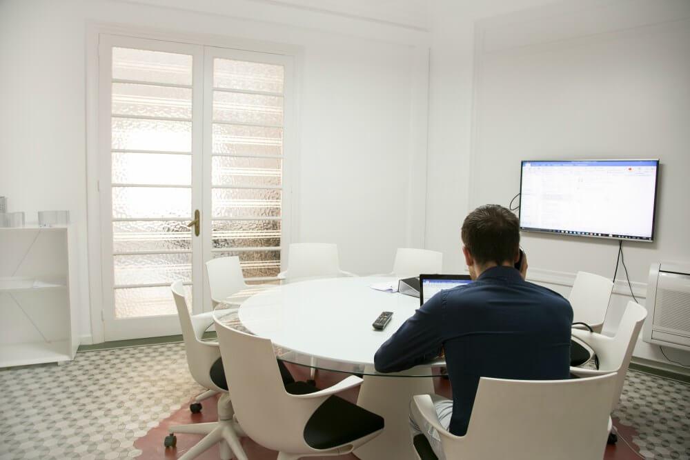 Proyectos de Oficinas Gaptek Adeyaka Barcelona