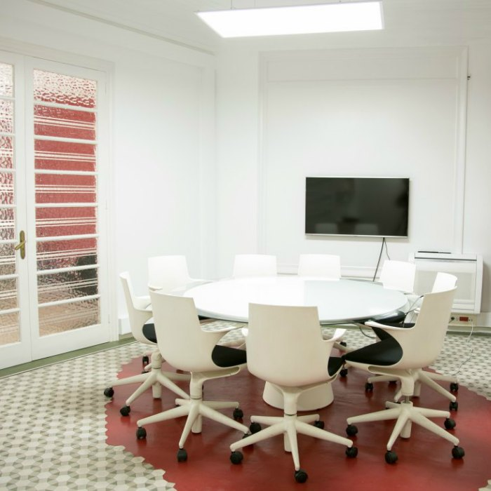 Proyectos de Oficinas Gaptek Adeyaka Barcelona proyectos
