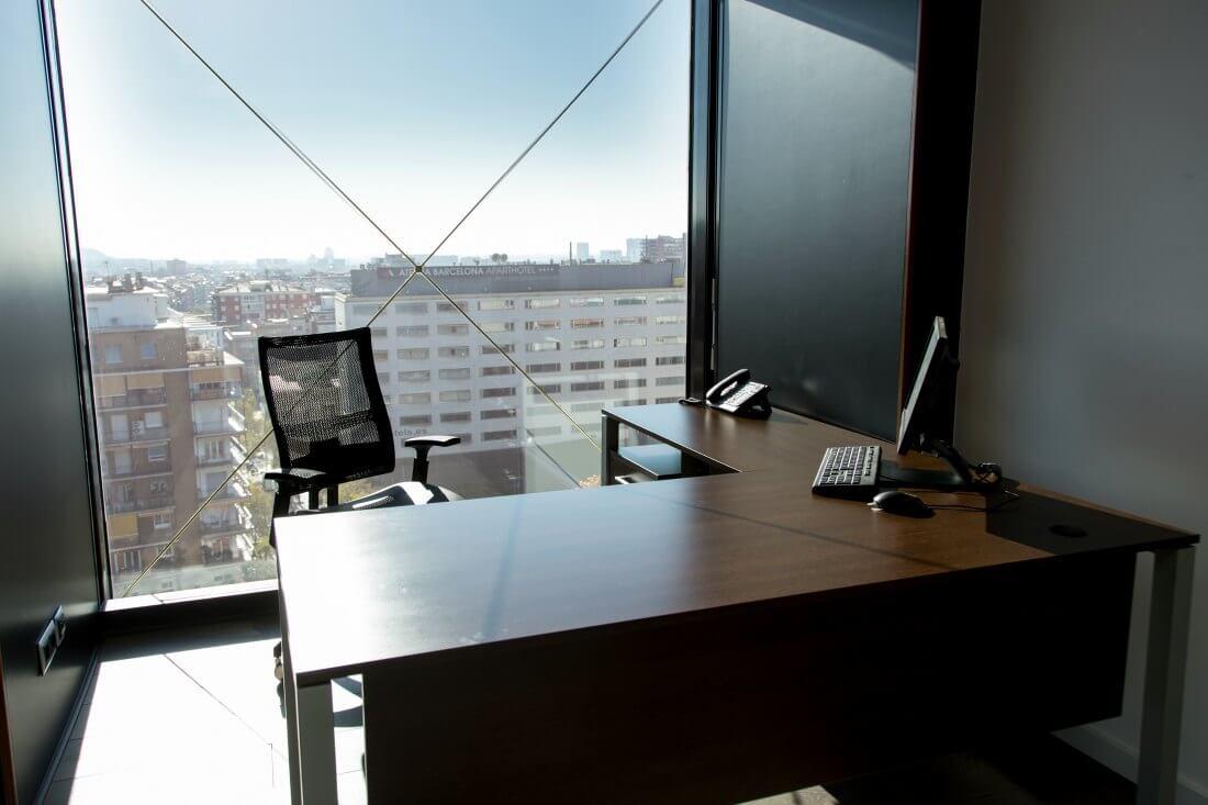 Proyectos integrales de Oficinas Adeyaka Barcelona Lis Abogados