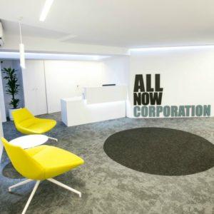 Reformas integrales de Oficinas All Now Adeyaka Barcelona proyectos